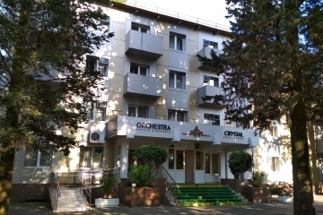 Orchestra Crystal Sochi Resort 2** - Корпуса
